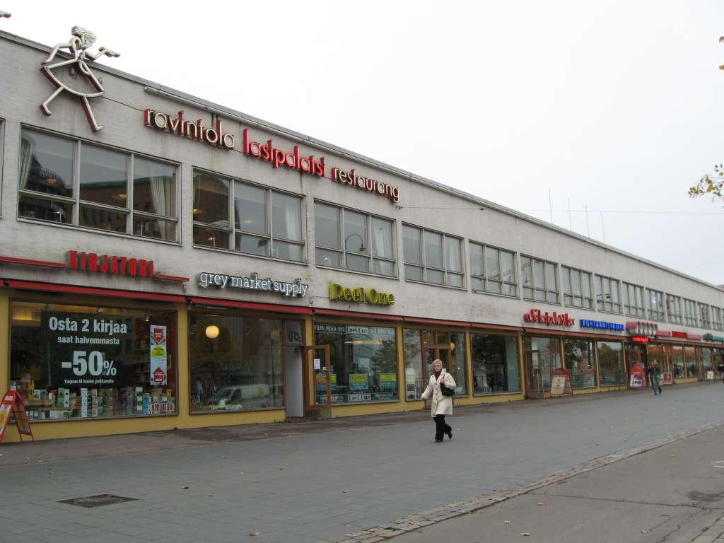 Strategia- ja suunnittelupalaveri pidetään Helsingin ydinkeskustassa Lasipalatsin 2. kerroksessa Kaupunkiverstaalla.