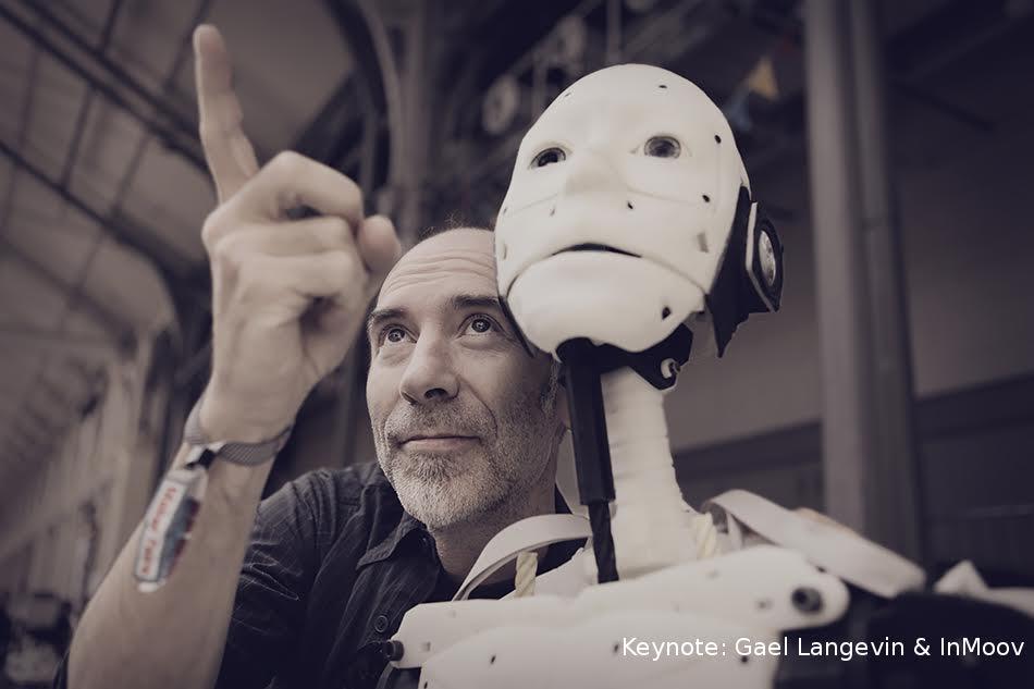 Gael Langevin open source 3d print robot
